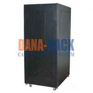 Tủ Rack 20U-D600 Màu Đen – Cửa Lưới