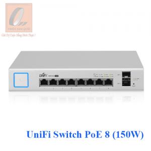 UniFi Switch PoE 8 (150W)