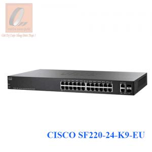 CISCO SF220-24-K9-EU
