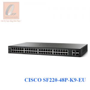 CISCO SF220-48P-K9-EU