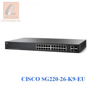 CISCO SG220-26P-K9-EU
