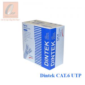 Dintek CAT.6 UTP