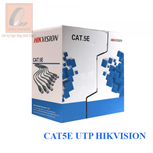 CAT5E UTP HIKVISION DS-1LN5E-E/E