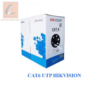 CAT6 UTP HIKVISION DS-1LN6-UE-W
