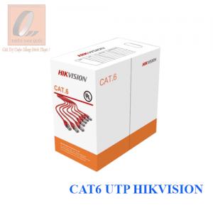 CAT6 UTP HIKVISION DS-1LN6-UU