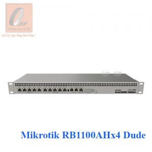 Mikrotik RB1100AHx4 Dude