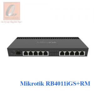 Mikrotik RB 4011iGS RM