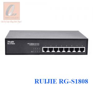 ruijie RG-S1808