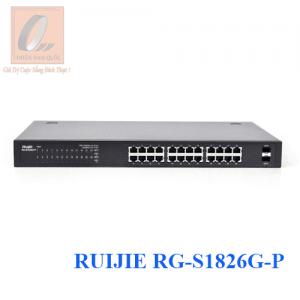 ruijie RG-S1826G-P