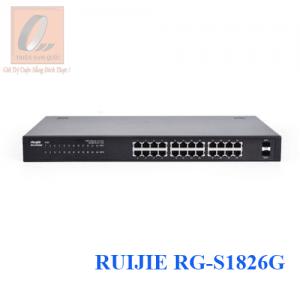 ruijie RG-S1826G