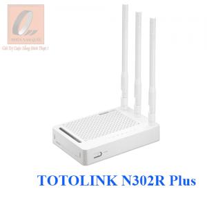 TOTOLINK N302R Plus