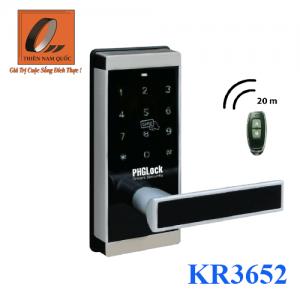 Khóa mã số KR3652W