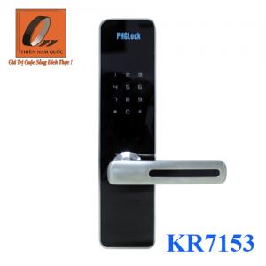 Khóa mã số inox KR7153