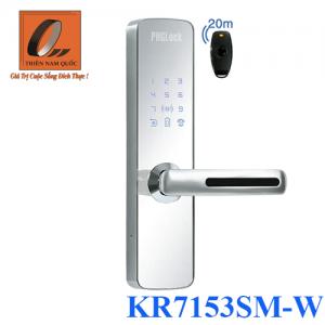 Khóa mã số KR7153SM-W