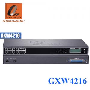 VOIP-FXS Grandstream GXW4216