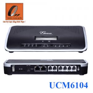 Grandstream UCM6104