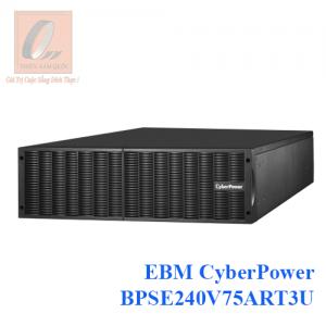 EBM CyberPower BPSE240V75ART3U