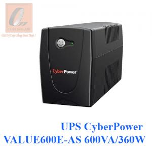 UPS CyberPower VALUE600E-AS 600VA/360W