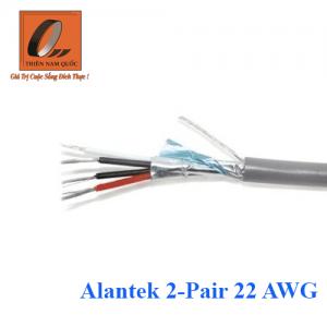 Alantek 2-Pair 22 AWG