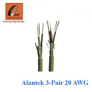 Alantek 3-Pair 20 AWG