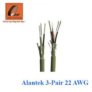 Alantek 3-Pair 22 AWG