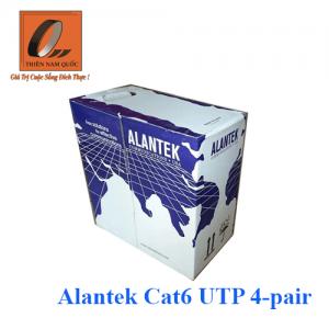 Cáp mạng Alantek Cat6 UTP 4-pair