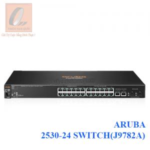ARUBA 2530-24 SWITCH(J9782A)