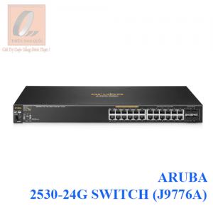 ARUBA 2530-24G SWITCH (J9776A)