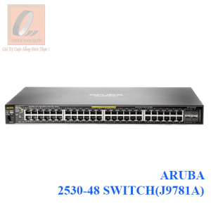 ARUBA 2530-48 SWITCH(J9781A)