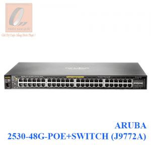 ARUBA 2530-48G-POE+SWITCH (J9772A)