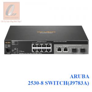 ARUBA 2530-8 SWITCH(J9783A)