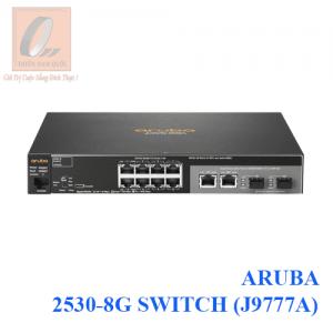 ARUBA 2530-8G SWITCH (J9777A)