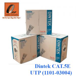 Cáp mạng Dintek CAT.5E UTP (1101-03004)