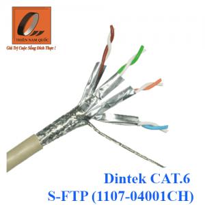 Cáp mạng Dintek CAT.6 S-FTP (1107-04001CH)