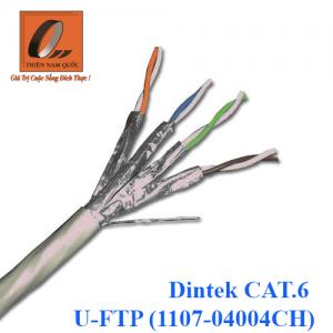 Cáp mạng Dintek CAT.6 U-FTP (1107-04004CH)