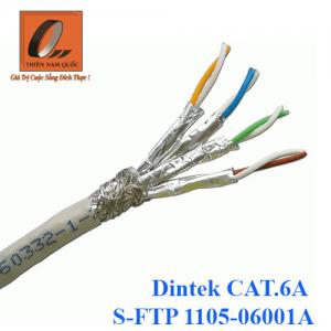 Cáp mạng Dintek CAT.6A S-FTP 1105-06001A