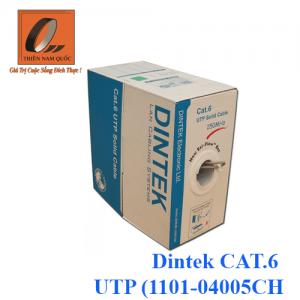 Cáp mạng Dintek CAT.6 UTP (1101-04005CH)