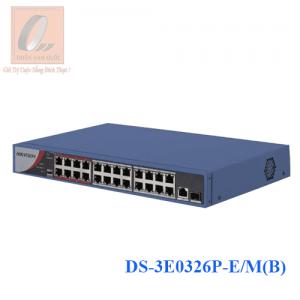 DS-3E0326P-E/M(B)
