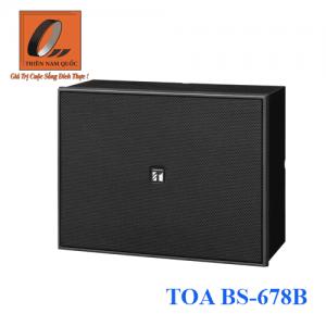 TOA BS-678B