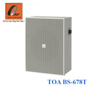 TOA BS-678T