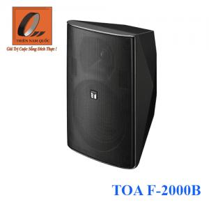 TOA F-2000B