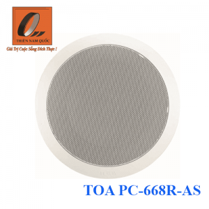 TOA PC-668R-AS