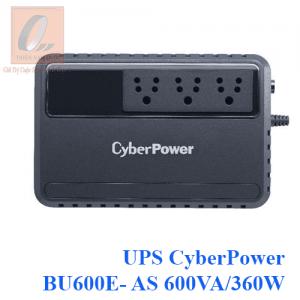 UPS CyberPower BU600E- AS 600VA/360W