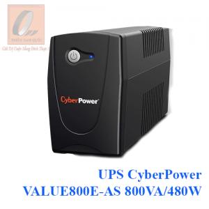 UPS CyberPower VALUE800E-AS 800VA/480W