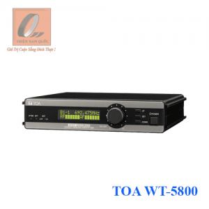 Bộ thu không dây UHF TOA WT-5800
