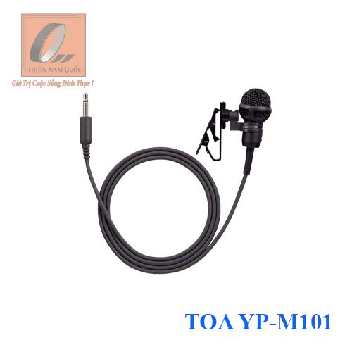 Micro cài áo TOA YP-M101