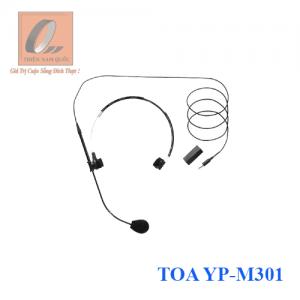 Micro cài đầu TOA YP-M301