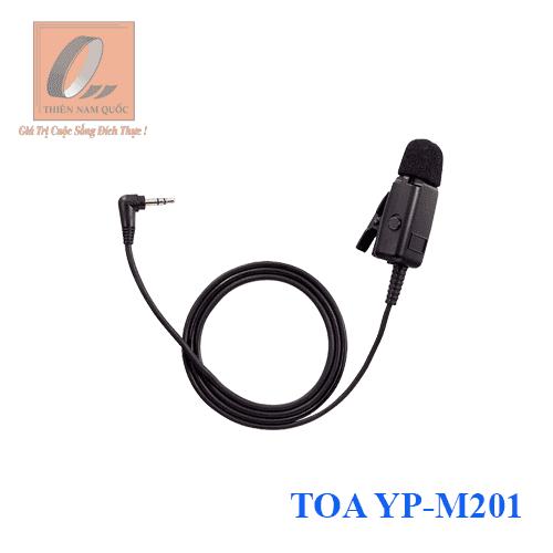Micro dùng để nói gần TOA YP-M201