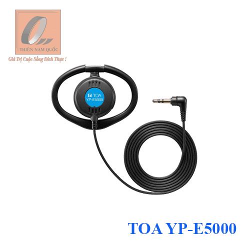 Tai nghe TOA YP-E5000